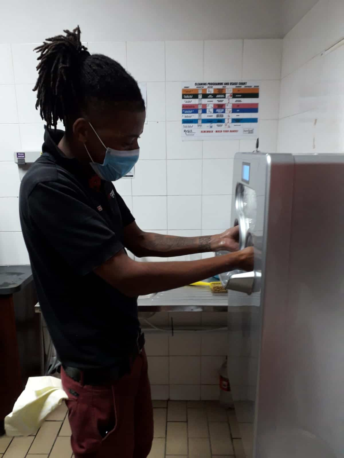 Hand Hygiene in the workplace